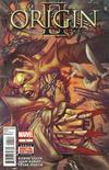 Cover for Origin II (Marvel, 2014 series) #4