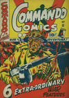 Cover for Commando Comics (Bell Features, 1942 series) #8