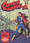Cover for Captain Marvel Jr. (L. Miller & Son, 1953 series) #22