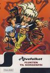 Cover for Alvefolket (Hjemmet / Egmont, 2005 series) #4 [Bokhandelutgave]