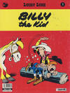 Cover for Lucky Luke (Semic, 1977 series) #1 - Billy the Kid [5. opplag]