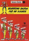 Cover for Lucky Luke (Semic, 1977 series) #2 - Brødrene Dalton får en sjanse [2. opplag]