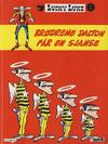 Cover for Lucky Luke (Semic, 1977 series) #2 - Brødrene Dalton får en sjanse [3. opplag]