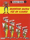 Cover for Lucky Luke (Semic, 1977 series) #2 - Brødrene Dalton får en sjanse [4. opplag]