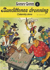 Cover for Lucky Luke (Semic, 1977 series) #4 - Bandittenes dronning Calamity Jane [2. opplag]