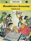 Cover for Lucky Luke (Semic, 1977 series) #4 - Bandittenes dronning Calamity Jane [3. opplag]