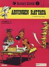 Cover for Lucky Luke (Semic, 1977 series) #5 - Arvingen Rattata [2. opplag]