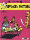 Cover for Lucky Luke (Semic, 1977 series) #5 - Arvingen Rattata [3. opplag]