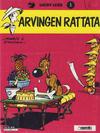 Cover for Lucky Luke (Semic, 1977 series) #5 - Arvingen Rattata [4. opplag]