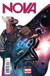 Cover Thumbnail for Nova (2013 series) #14 [Jorge Molina Variant]