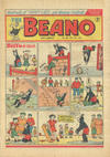 Cover for The Beano (D.C. Thomson, 1950 series) #481