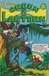 Cover for The Original Green Lantern (K. G. Murray, 1974 series) #3