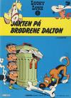 Cover for Lucky Luke (Semic, 1977 series) #7 - Jakten på brødrene Dalton [2. opplag]