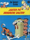 Cover for Lucky Luke (Semic, 1977 series) #7 - Jakten på brødrene Dalton [3. opplag]
