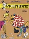 Cover for Lucky Luke (Semic, 1977 series) #8 - Storfyrsten [3. opplag]