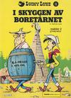 Cover for Lucky Luke (Semic, 1977 series) #10 - I skyggen av boretårnet [2. opplag]