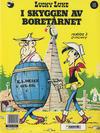 Cover for Lucky Luke (Semic, 1977 series) #10 - I skyggen av boretårnet [3. opplag]