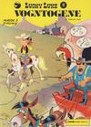 Cover for Lucky Luke (Semic, 1977 series) #11 - Vogntogene [2. opplag]