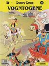 Cover for Lucky Luke (Semic, 1977 series) #11 - Vogntogene [3. opplag]