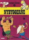 Cover for Lucky Luke (Semic, 1977 series) #12 - Nybyggerne [2. opplag]