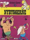 Cover for Lucky Luke (Semic, 1977 series) #12 - Nybyggerne [3. opplag]