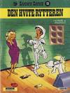 Cover for Lucky Luke (Semic, 1977 series) #13 - Den hvite rytteren [3. opplag]