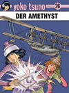 Cover for Yoko Tsuno (Carlsen Comics [DE], 1982 series) #26 - Der Amethyst