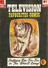 Cover for Television Favourites Comic (World Distributors, 1958 series) #7