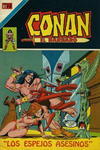 Cover for Conan el Bárbaro (Editorial Novaro, 1980 series) #20