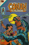 Cover for Conan el Bárbaro (Editorial Novaro, 1980 series) #28