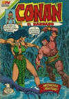 Cover for Conan el Bárbaro (Editorial Novaro, 1980 series) #55