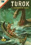 Cover for Turok (Editorial Novaro, 1969 series) #92
