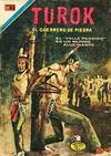 Cover for Turok (Editorial Novaro, 1969 series) #156