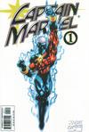 Cover Thumbnail for Captain Marvel (2000 series) #1 [White Cover]