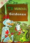 Cover for TV Mundial (Editorial Novaro, 1962 series) #19