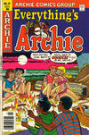 Cover for Everything's Archie (Archie, 1969 series) #78