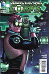Cover for Green Lantern Corps (DC, 2011 series) #28 [Howard Chaykin Steampunk Cover]