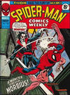 Cover for Spider-Man Comics Weekly (Marvel UK, 1973 series) #140