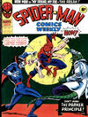 Cover for Spider-Man Comics Weekly (Marvel UK, 1973 series) #143