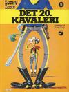 Cover for Lucky Luke (Semic, 1977 series) #16 - Det 20. kavaleri [2. opplag]