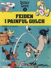 Cover for Lucky Luke (Semic, 1977 series) #20 - Feiden i Painful Gulch [2. opplag]