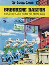 Cover for Lucky Luke (Semic, 1977 series) #19 - Brødrene Dalton og Lucky Luke møtes for første gang [3. opplag]
