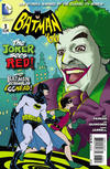 Cover Thumbnail for Batman '66 (2013 series) #3 [Cully Hamner Cover]