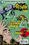Cover for Batman '66 (DC, 2013 series) #5