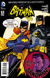 Cover for Batman '66 (DC, 2013 series) #5 [Dave Johnson Cover]