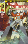 Cover Thumbnail for Transformers: Regeneration One (2012 series) #100 [Cover B Guido Guidi]