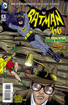 Cover for Batman '66 (DC, 2013 series) #6