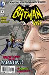 Cover for Batman '66 (DC, 2013 series) #7