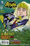 Cover for Batman '66 (DC, 2013 series) #8