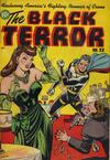 Cover for Black Terror Comics (Better Publications of Canada, 1948 series) #22